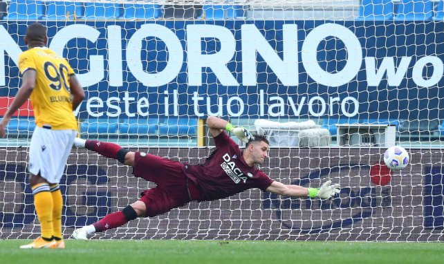 Inter, Roma, AC Milan... Se dispara la competencia por Juan Musso