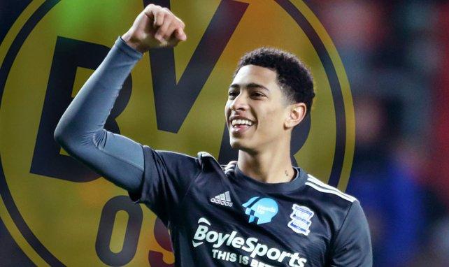 El Borussia Dortmund ultima el fichaje de un talento inglés