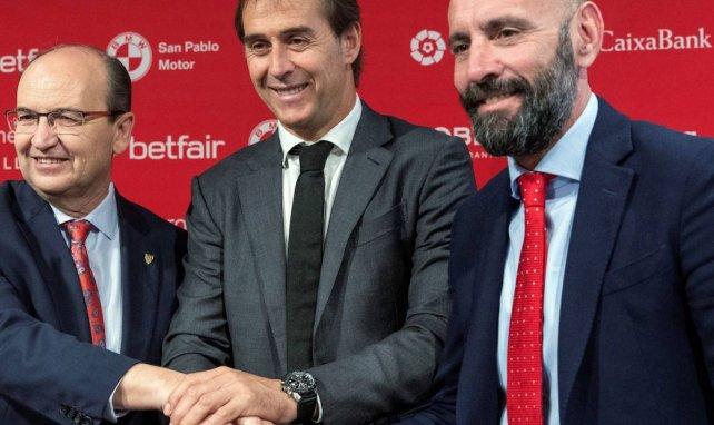 El Sevilla trabaja en la búsqueda de refuerzos.
