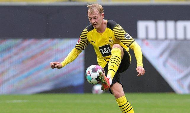 BVB | Dos pretendientes italianos por Julian Brandt