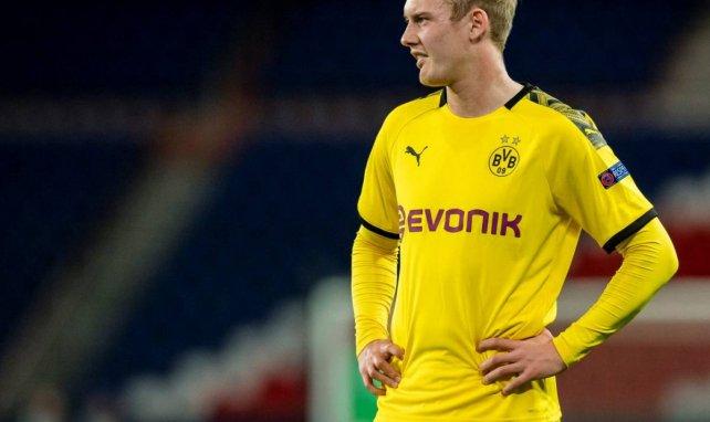 Julian Brandt milita en el Borussia Dortmund