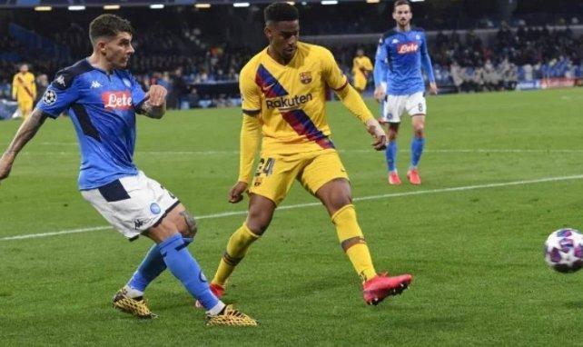 FC Barcelona | ¿Junior Firpo,  clave para cerrar un anhelado fichaje?