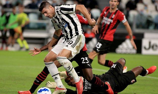 Atlético de Madrid | La Juventus ofrece una pieza por Álvaro Morata