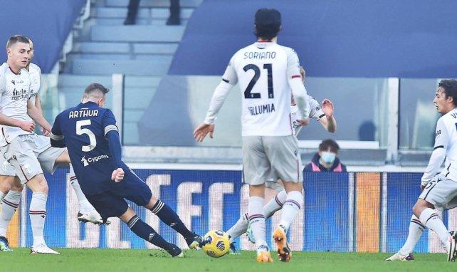Serie A | La Juventus de Turín se impone al Bolonia