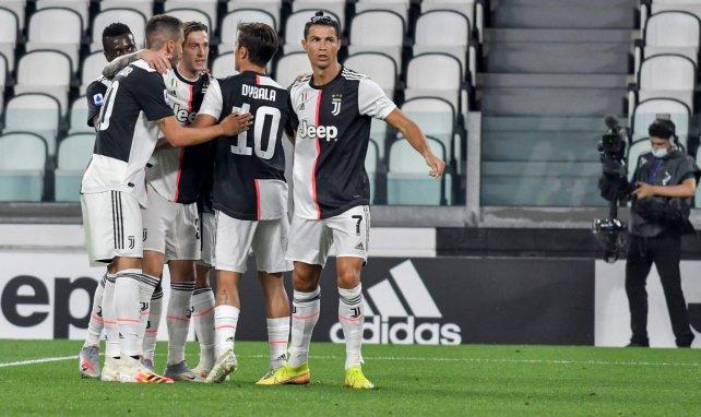 Juventus | Una operación salida que incluye 5 nombres propios