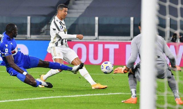Serie A | La Juventus de Turín supera a la Sampdoria
