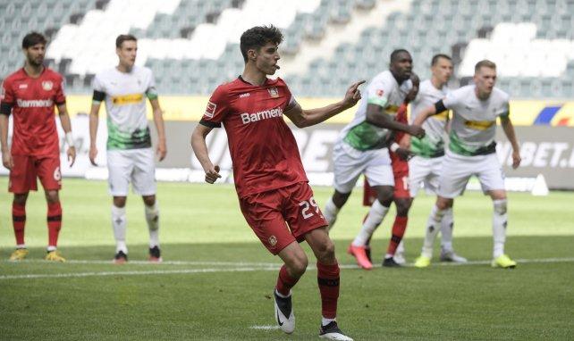 El incierto futuro de Kai Havertz en el Bayer Leverkusen