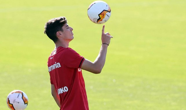 El Bayer Leverkusen se pronuncia sobre Kai Havertz