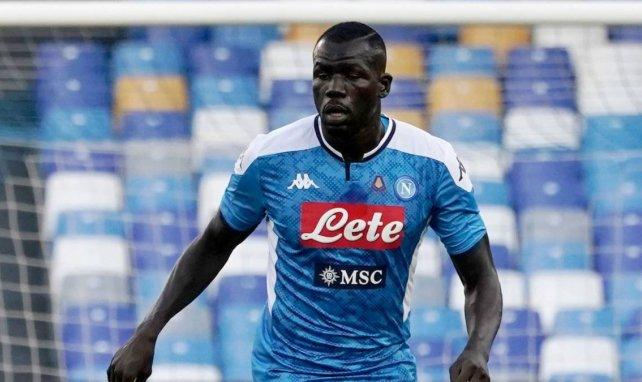El Nápoles rechazó 60 M€ por Kalidou Koulibaly
