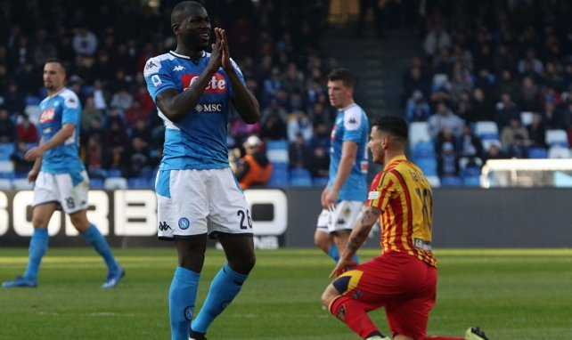 La oferta que el PSG prepara para Kalidou Koulibaly