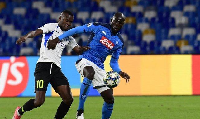 El Manchester City ofrece 55 M€ por Kalidou Koulibaly