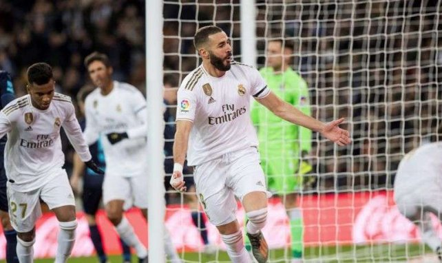 Real Madrid | En manos de Karim Benzema