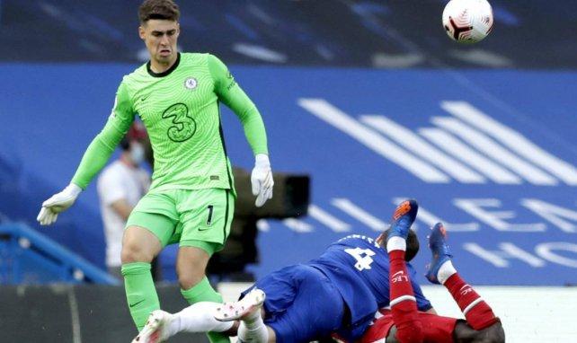 El Chelsea está dispuesto a todo para desprenderse de Kepa