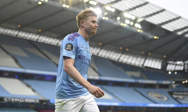 Manchester City | Guardiola opina sobre el contratode Kevin De Bruyne