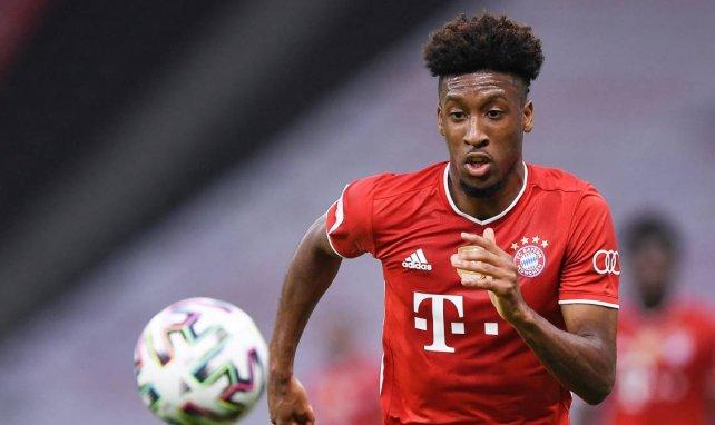 Kingsley Coman, el arma inesperda del Bayern Múnich
