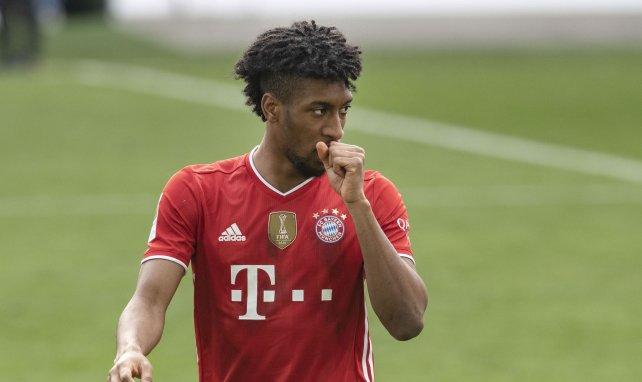 La solución del Bayern con Kinglsey Coman