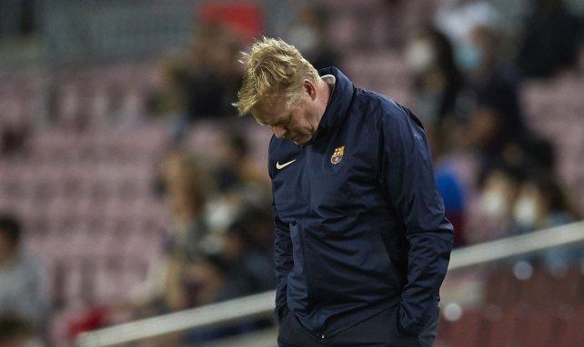 ¡El FC Barcelona prescinde de Ronald Koeman!