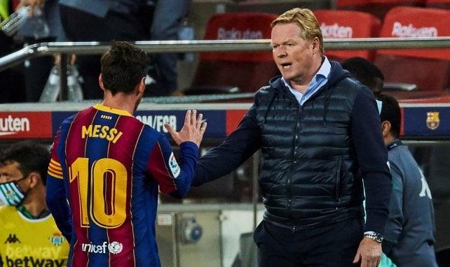 Ni Arteta ni tal vez Koeman... Ofrecen nuevas pistas sobre el banquillo del FC Barcelona