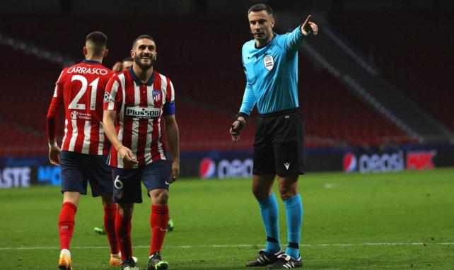 Un récord con sabor agridulce para Koke con el Atlético de Madrid