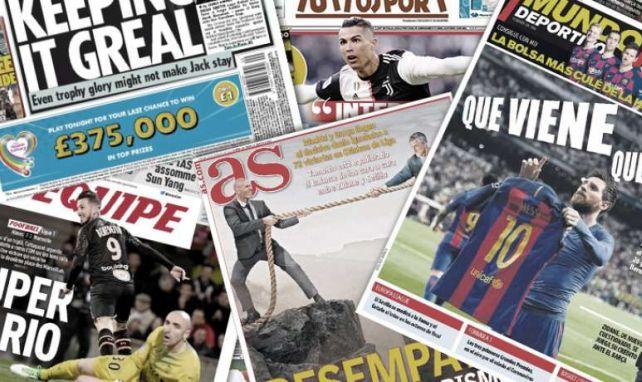 Suenan los tambores del Clásico, el miedo al Coronavirus contagia al mundo del fútbol