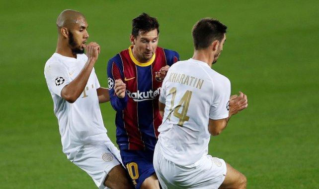 Leo Messi, un nuevo motivo de enfrentamiento entre PSG y FC Barcelona