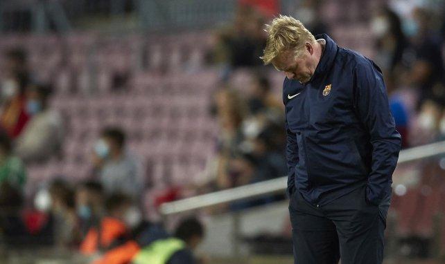 FC Barcelona | Se confirman las sanciones a Koeman y De Jong