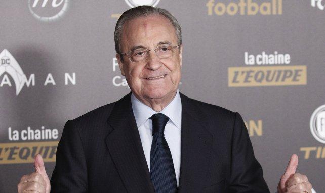 Elogios desde el FC Barcelona a la labor de Florentino Pérez