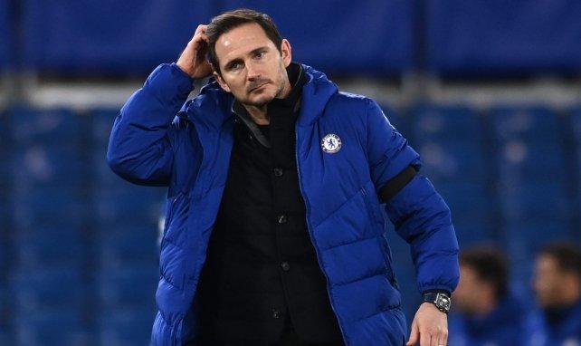 Las alternativas del Chelsea para Frank Lampard