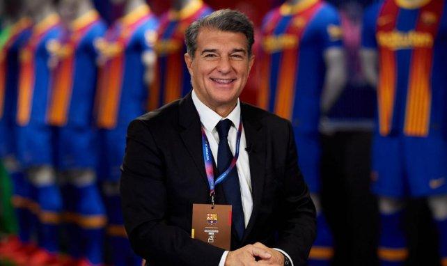 El primer fichaje de Joan Laporta para el FC Barcelona estará en los despachos