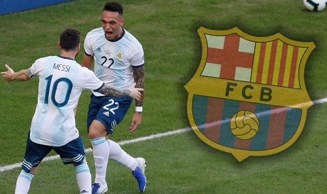 FC Barcelona | ¿Una ayuda externa para fichar a Lautaro Martínez?