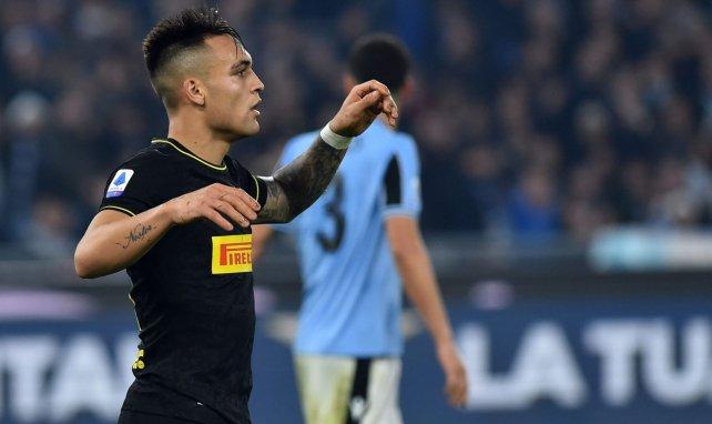 """Lautaro al FC Barcelona sería maravilloso"""