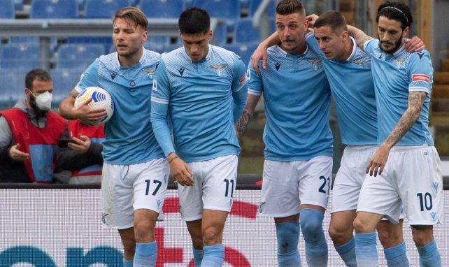 La férrea postura de la Lazio con Joaquín Correa