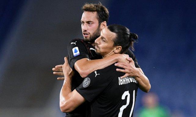 El impacto goleador de Zlatan Ibrahimovic en el AC Milan