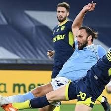Disputada eliminatoria entre Lazio y Parma
