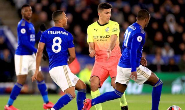 Premier | El Manchester City doblega al Leicester City