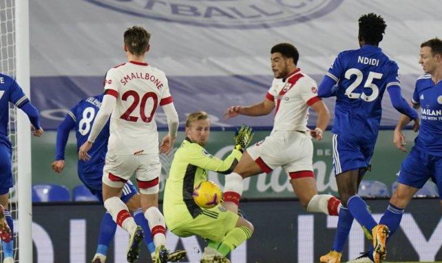 Premier | El Leicester City noquea al Southampton