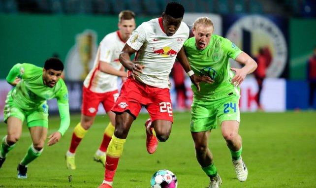 Copa de Alemania   El Leipzig avanza a semifinales a costa del Wolfsburgo