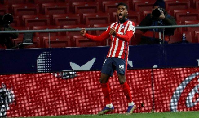 Atlético de Madrid | Thomas Lemar empieza a convencer