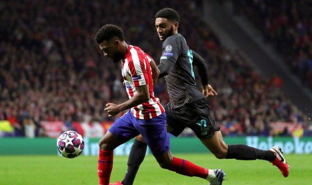 Atlético | La respuesta del Bayern Múnich por Lemar