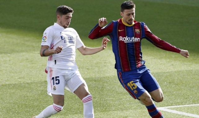 Fede Valverde da la clave del FC Barcelona - Real Madrid