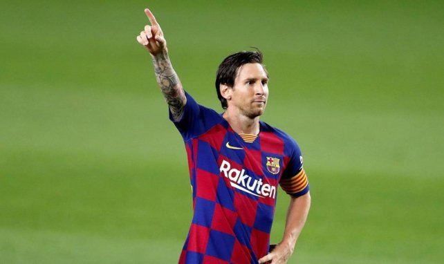 Lionel Messi se plantea abandonar el FC Barcelona
