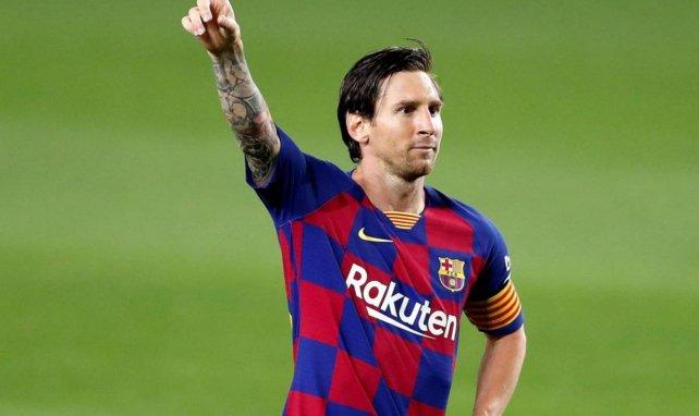 """""""Yo no estoy preocupado por Messi"""""""
