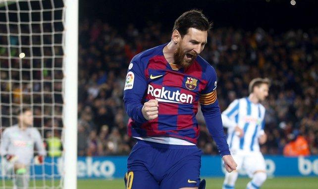 """""""No me imagino a Messi fuera de Barcelona"""""""