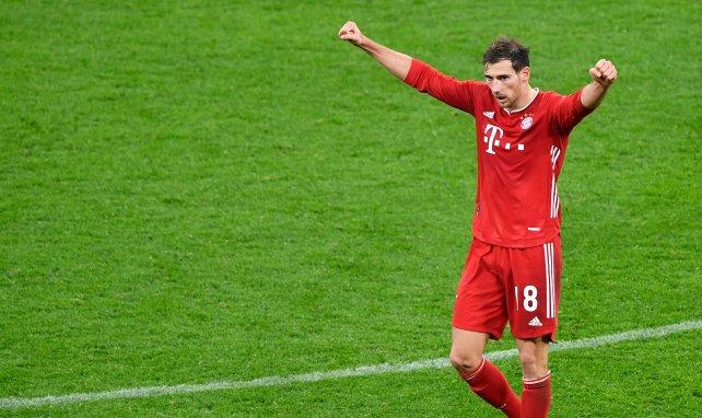 El espectacular crecimiento de Leon Goretzka con el Bayern Múnich