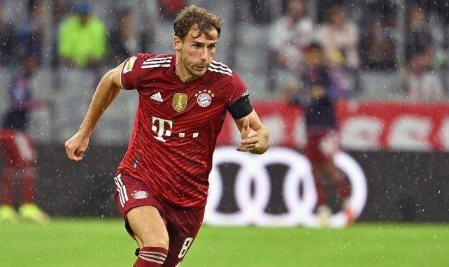Leon Goretzka amplia su contrato con el Bayern Múnich
