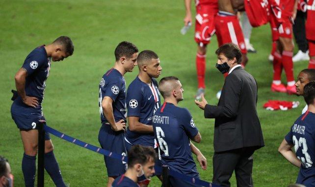 PSG | Leonardo atiza al Real Madrid y mantiene la esperanza con Mbappé
