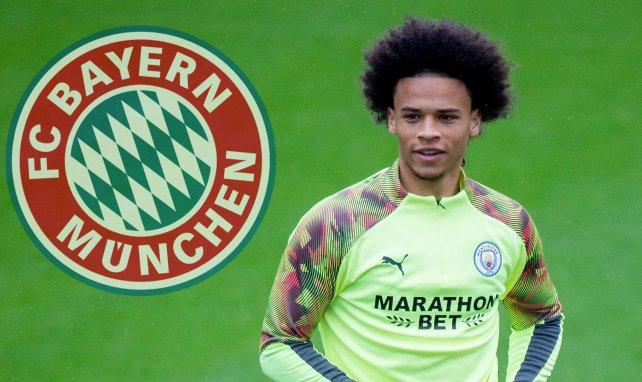 Leroy Sané será nuevo jugador del Bayern Múnich