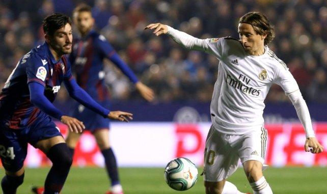 Liga | El Levante noquea al Real Madrid