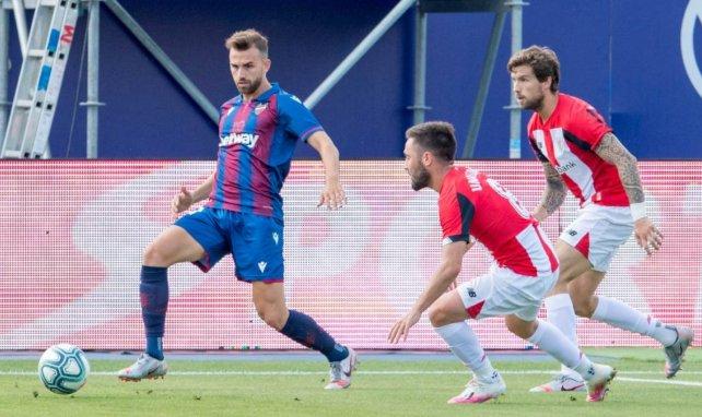 Liga | El Athletic de Bilbao se impone al Levante