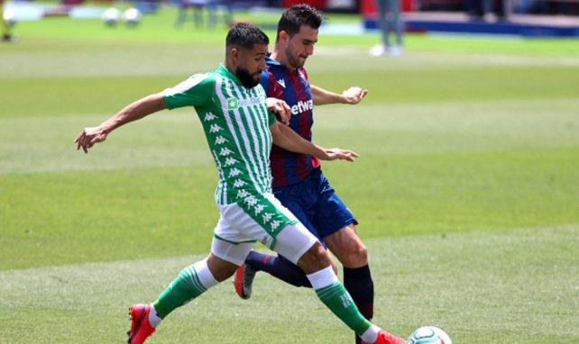 Liga | El Eibar salva un punto ante el Real Betis